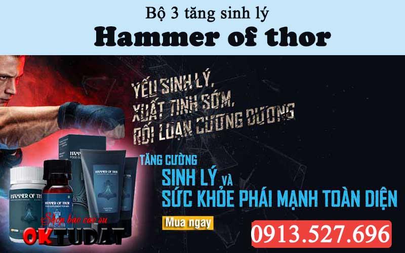 Nên mua Hammer of thor ở đâu